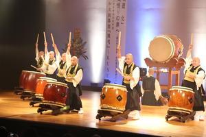 ◆演奏<br />三重県曹洞宗青年会 和太鼓集団「鼓司」~kusu~