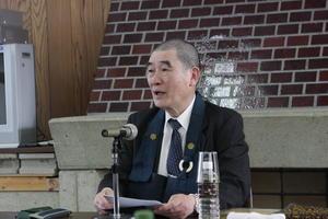 石井修道先生 (駒澤大学名誉教授)