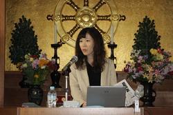 山﨑和美先生(横浜市立大学准教授)