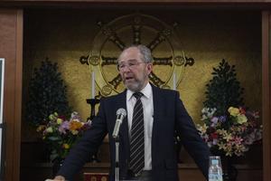 ピーター・J・クラフト先生(飯山聖書センター牧師)