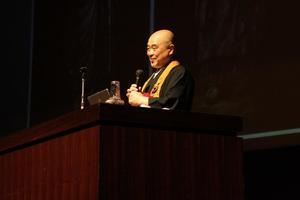 ◆講演 <br />駒沢女子大学教授・千葉県宝林寺住職  千葉公慈老師